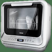 KOENIC KDW 1112 Geschirrspüler (freistehend, 420 mm breit, 58 dB (A), A)