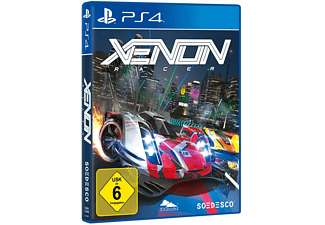 Xenon Racer - [PlayStation 4]