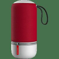 LIBRATONE ZIPP Mini 2 Multiroom-Lautsprecher mit Alexa App-steuerbar, Bluetooth, Ja, Rot