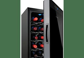Vinoteca - Taurus 963.006 PTWC-18, 65W, 18 botellas, Panel táctil, Temperatura regulable entre 12