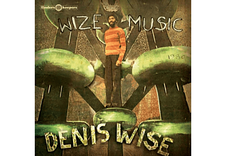 Denis Wise - Wize Music - (Vinyl)