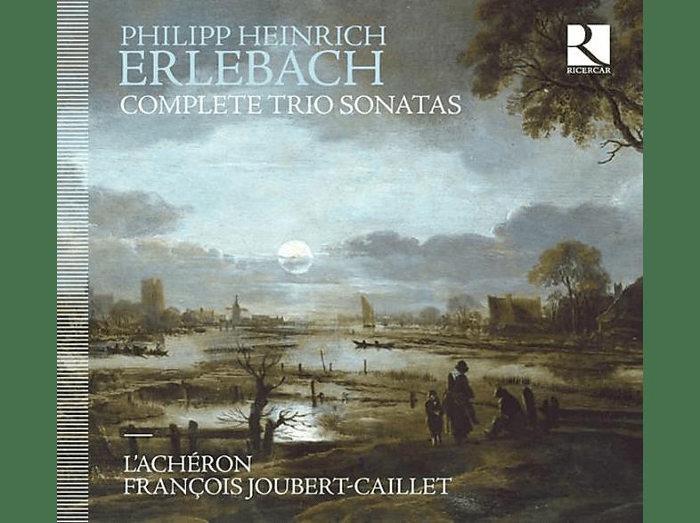 Francois Joubert-caillet L'acheron - Die Triosonaten [CD]