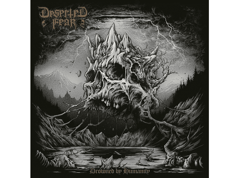 Deserted Fear - Drowned By Humanity [CD]