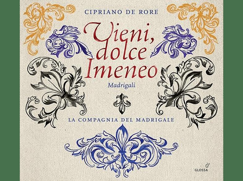 La Compagnia Del Madrigale - Vieni,dolce Imeneo-Madrigals [CD]