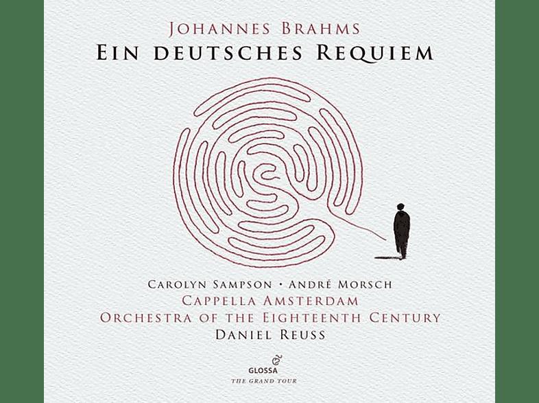 Sampson/Morsch/Reuss/Orch.of the Eighteenth Cent. - Ein Deutsches Requiem [CD]