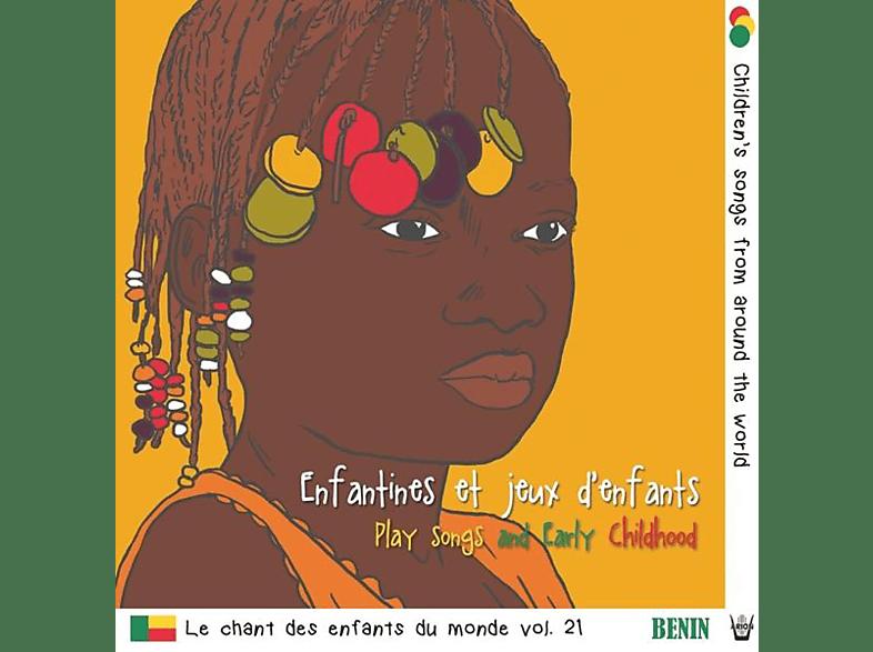 VARIOUS - Kinderlieder aus aller Welt Vol.21-The Benin Vol.2 [CD]