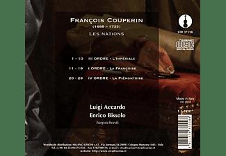 Accardo,Luigi/Bissolo,Enrico - Les Nations  - (CD)