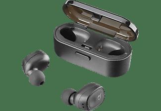 CELLULAR LINE SHADOW, In-ear Kopfhörer Bluetooth Schwarz