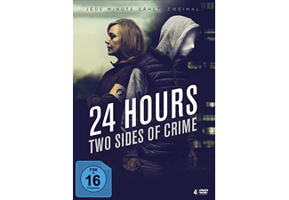 24 Hours-Two Sides Of Crime (4 DVDs) - (DVD)