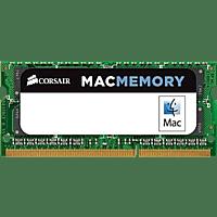 CORSAIR Mac Memory Arbeitsspeicher 4 GB DDR3