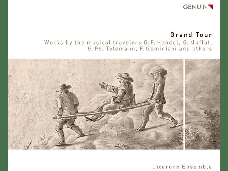 Cicerone Ensemble - Grand Tour [CD]