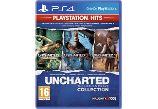 Uncharted Η Συλλογή του Nathan Drake PlayStation 4