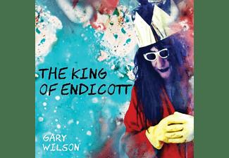 Gary Wilson - The King Of Endicott  - (CD)