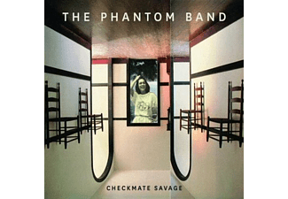 The Phantom Band - Checkmate Savage (2LP Reissue+MP3) - (LP + Download)