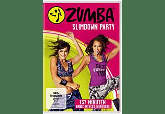 Zumba Slimdown Party DVD