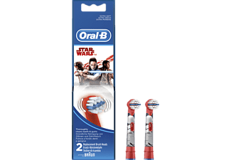 ORAL-B Aufsteckbürsten Stages Power Star Wars 2er
