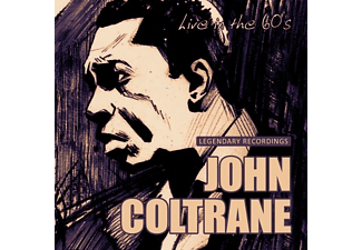 John Coltrane - Live In The 60's - (CD)