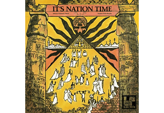 Imamu Amiri Baraka - It's Nation Time-African Visionary Music (Ltd.LP) - (Vinyl)