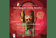 Kultblechdresden Uwe Steimle - Von wegen Stille Nacht - (CD)