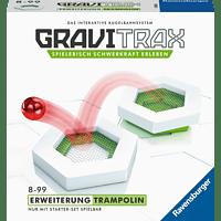 RAVENSBURGER GraviTrax Trampolin Bausatz, Mehrfarbig
