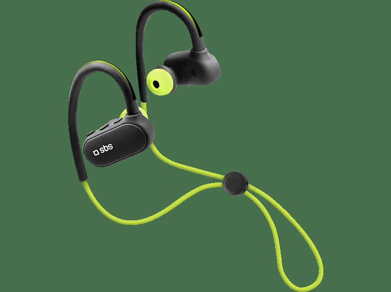 SBS-MOBILE BT600K Kopfhörer Bluetooth Schwarz