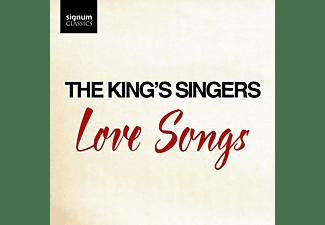 The King's Singers - Love Songs  - (CD)
