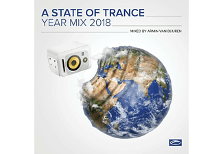 Various - A State Of Trance Yearmix 2018 - (Vinyl)