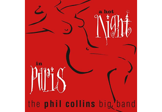 Phil Big Band Collins - A Hot Night In Paris (Remastered) - (Vinyl)