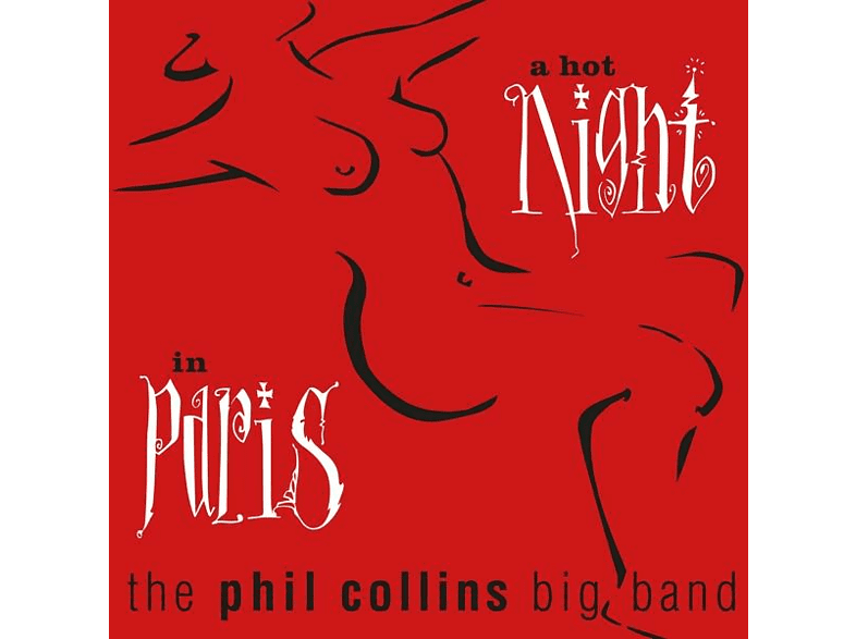 Phil Big Band Collins - A Hot Night In Paris (Remastered) [Vinyl]