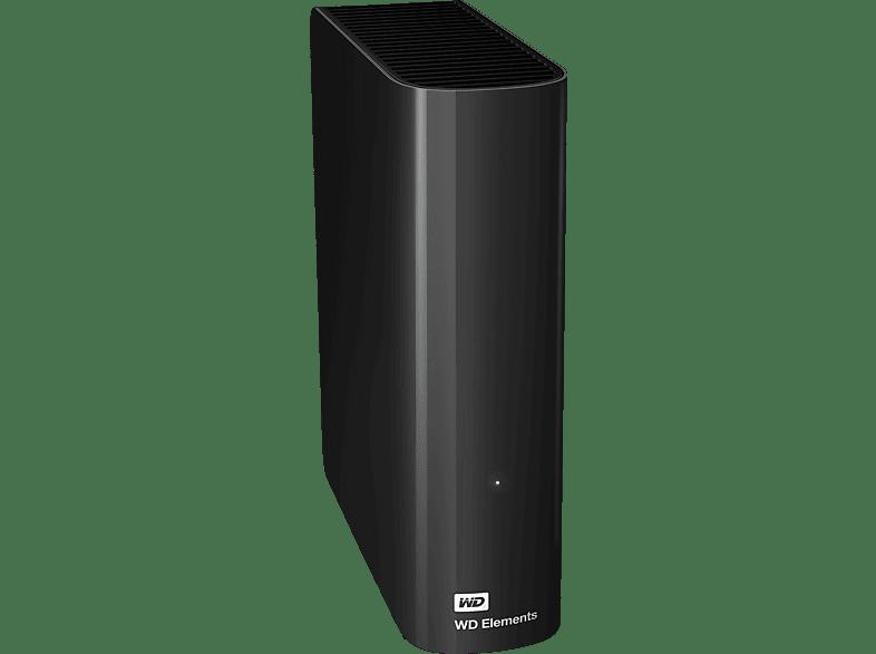 WD Elements 10 TB HDD, 3,5 Zoll, extern