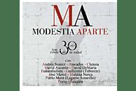 Modestia Aparte - 30 Años con Modestia Aparte - CD