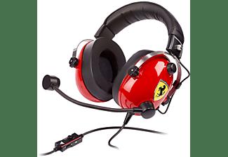Auriculares gaming - Thrustmaster T.Racing Scuderia Ferrari Edition