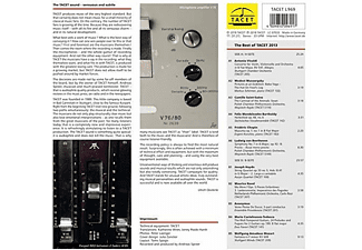 Beethoven, Stuttgart Chamber Orchestra - Best of Tacet 2013  - (Vinyl)