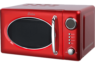 SALCO SRM-20.5G - Micro-ondes (Rouge)