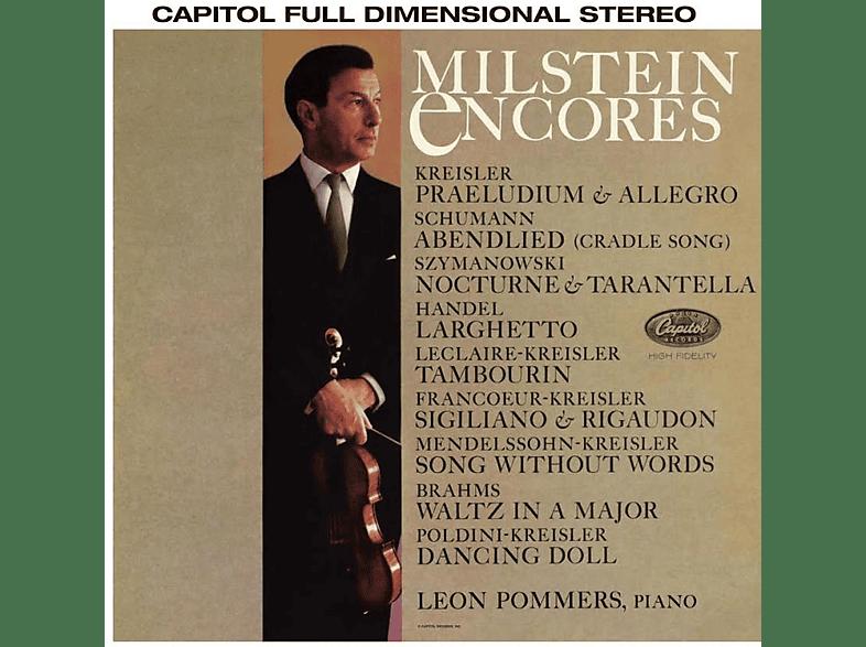 Nathan Milstein, Leon Pommers - Encores [Vinyl]