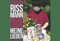 Hartmut Rißmann - Meine Bücher,meine Lieder Vol.1 [CD]