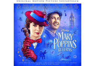 VARIOUS - Mary Poppins Returns - (CD)