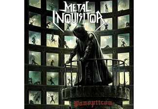 Metal Inquisitor - Panopticon (Lim.Black Vinyl) - (Vinyl)