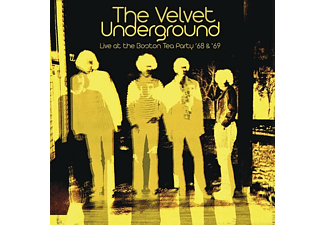The Velvet Underground - Live At The Boston Tea Party '68 & '69 - (CD)