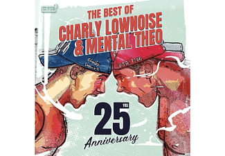 Charly Lownoise & Mental Theo - Best Of-25 Years Anniversary - (CD)
