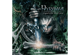 Pyramaze - Legend Of The Bone Carver - (CD)