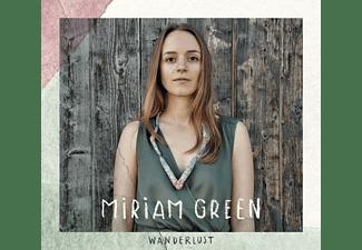 Miriam Green - Wanderlust  - (CD)