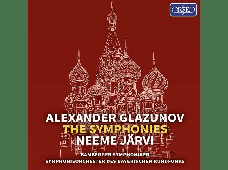 Bamberger Symphoniker, Symphonieorchester Des Bayerischen Rundfunks - The Symphonies [CD]