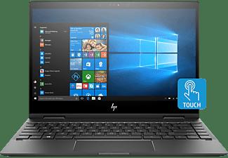 HP ENVY x360 13-ag0302ng, Convertible mit 13,3 Zoll Display, Ryzen™ 5 Prozessor, 16 GB RAM, 512 GB SSD, Radeon™ Vega 8, Dark Ash Silver