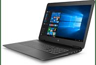 HP Pavilion 17-ab439ng, Gaming Notebook mit 17.3 Zoll Display, Core™ i5 Prozessor, 8 GB RAM, 1 TB HDD, 128 GB SSD, GeForce® GTX 1050, Schwarz