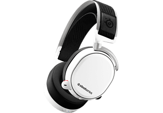 STEELSERIES Arctis Pro Wireless - Casque de jeu (Blanc)