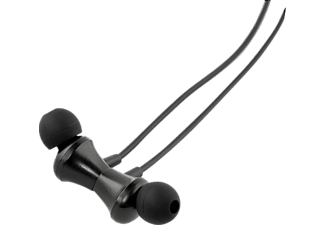 ISY IBH-3001, In-ear Kopfhörer Bluetooth Schwarz