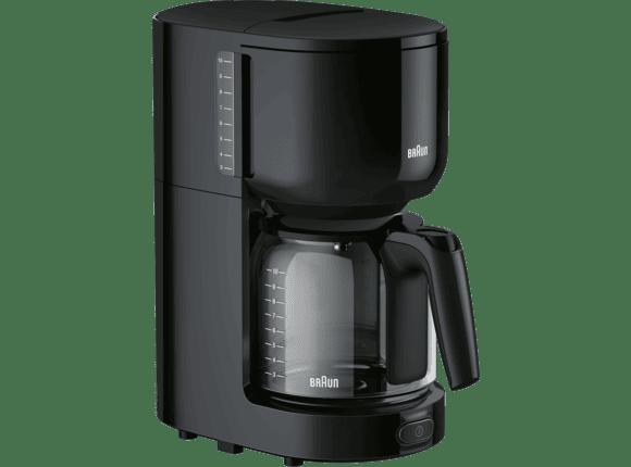 avkalkning braun kaffebryggare