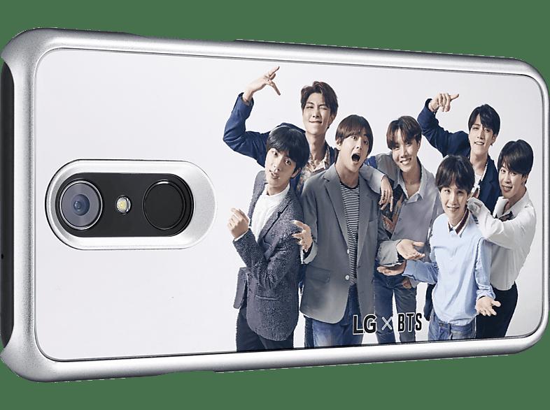 LG BTS Backcover LG Q7  Mehrfarbig
