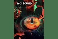 ANKER Soundcore Flare Bluetooth Lautsprecher, Grau, Wasserfest